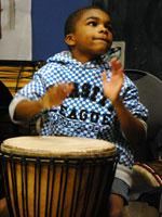 Arts Fest Drumming '10