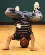 Arsean Breakdancing