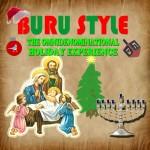 Buru Style CD Cover